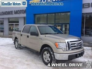 2010 Ford F-150, Dramatic 6 Bar Grille, 92,862 KMs, Rugged Look