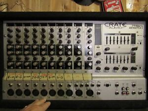 PA SYSTEM CRATE