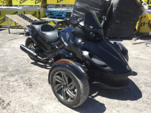 2009 Can Am Spyder RS 990