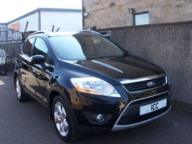"11 11 FORD KUGA 2.0 TDCI ZETEC SPORT 5DR SUV 18"" ALLOYS PRIVACY SPORTS SEATS A/C"
