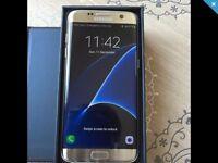 Samsung Galaxy S7 Edge - Unlocked (Silver Titanium) - EXCELLENT CONDITION, LIKE BRAND NEW