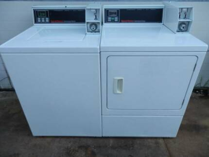 Speed Coin Coin Operated Washing Machines and Dryers