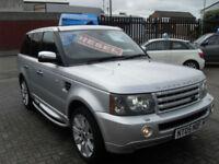 Land Rover Range Rover Sport 2.7TD V6 auto 2005 HSE *CHEAP TAX *