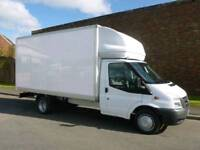 Man and van. Removals. Courier. Specialist items. Nation wide service