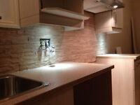 Rénovation de cuisine, salle de bain et céramique