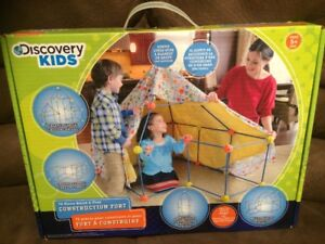Discovery kids Fort à construire