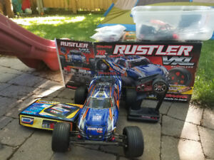 Rustler VXL Brushless + Accessories and Replacement Parts