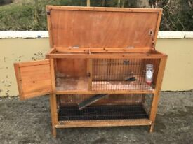 Large 2 story rabbit/ guinea pig cage