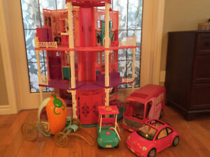 Barbie Life in the Dream House plus accessories
