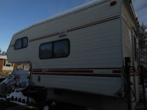 8ft. Truck Camper
