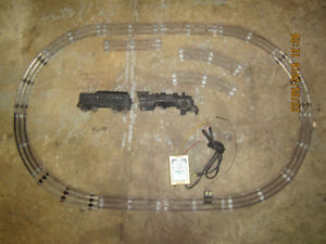 Lionel & Marx Model Train Track, Transformer & Car Parts - $40