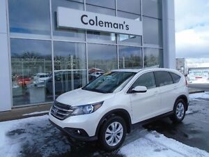 2014 Honda CR-V EX - All Wheel Drive - Sunroof - Bluetooth