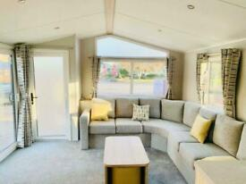 Luxury Brand New Caravan for sale on Lake district / Yorkshire Dale Holiday Park