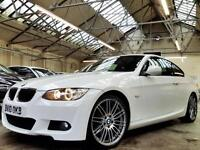 2010 BMW 3 Series 2.0 320d M Sport Coupe 2dr Diesel Automatic (145 g/km,
