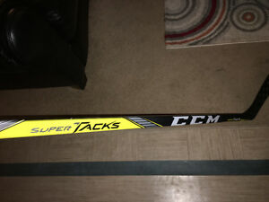 CCM Super-Tacks Left Handed Hockey Stick