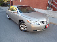 2007 TOYOTA CAMRY LE PLUS , DEALER MAINTAINED W/SERVICE RECORDS!