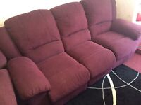 Sofa recliner good condition £50