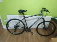 @@@ bicycle carrera crossfire 2 hybrid bike @@@