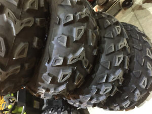 Set of new sidebyside tires in Fort mcmurray