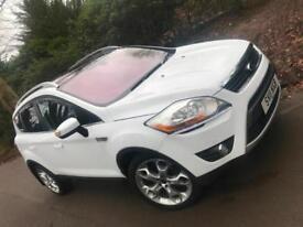 2011 Ford Kuga 2.0TD 4X4 Powershift Titanium X PANROOF,LEATER,NAV