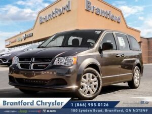 2019 Dodge Grand Caravan Canada Value Package 2WD