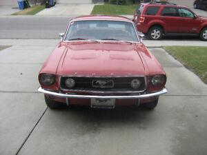 Mustang,1967