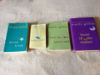 Emily Giffin Book Lot!