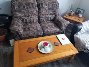 Couch/Tables