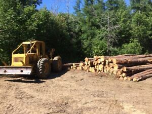 C-4 Tree Farmer Skidder