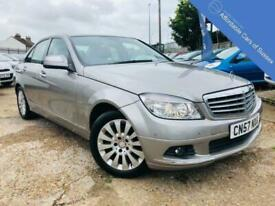 image for 2007 57 MERCEDES-BENZ C-CLASS 2.1 C220 CDI ELEGANCE Full Service History Diesel