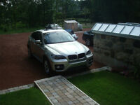 2009 BMW X6 Cuir sadle brown VUS