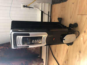 Bionaire Oil Filled Heater
