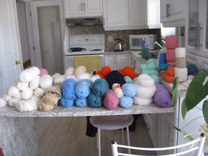 Ensemble pour tricot