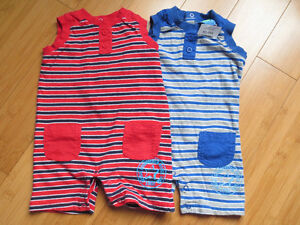 Boys Summer Outfits - 6 Mths London Ontario image 2