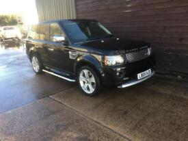RANGE ROVER SPORT SUPERCHARGED 4.2 V8 LPG /PETROL,FULL UPGRADE AUTOMATIC