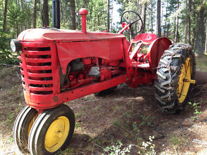 For Sale 1950 Massey 22
