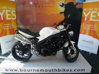 TRIUMPH SPEED TRIPLE 1050 2010 '60