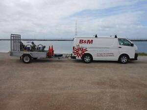 Line marking business for sale   ***Re-advertised*** Alberton Port Adelaide Area Preview