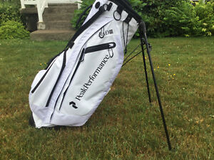 sac de golf peak performance leger