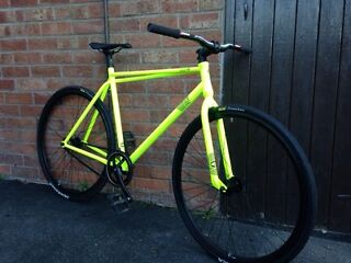 Commencal acid fixed wheel bike fixie singlespeed