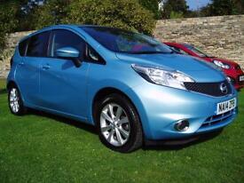 2014 NISSAN NOTE 1.2 DiG S Acenta Premium Auto
