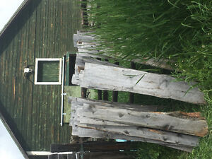 Barn boards/ weathered boards