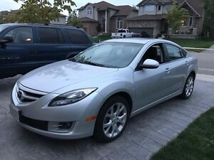 2012 Mazda 6 GT,Top of the line,Service records, Certified
