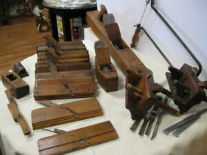 Vintage Hand Tools -- FROM PAST TIMES Antiques - 1178 Albert St