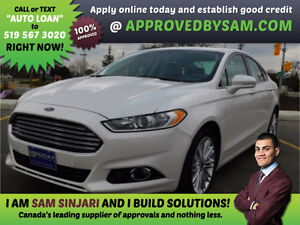 FUSION - Payment Budget and Bad Credit? GUARANTEED APPROVAL.