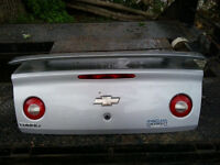 Chevrolet Cobalt Coupe Trunk Lid With Spoiler Complete