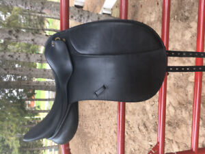 Thornhill Pro Trainer Platinum Zurich Dressage Saddle 17.5 W