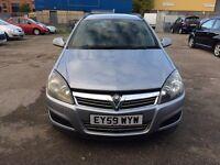 2009 Vauxhall Astra estate 1.7 diesal