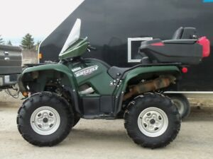 SOLD!!!  2009 Yamaha Grizzly 550 EPS/FI