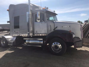 2007 Western Star 4900 with Detroit 60 series 515hp